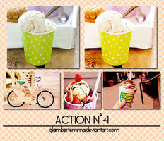 Action 4 by glambertemma