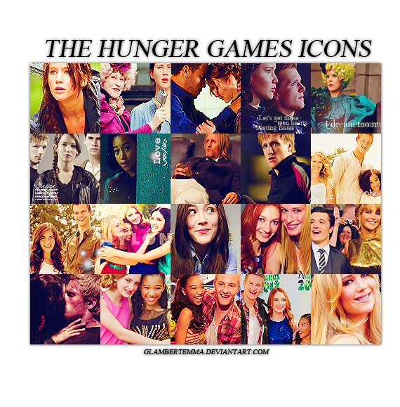 pack the hunger games - photo #3