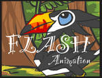 Toucan: first flash animation