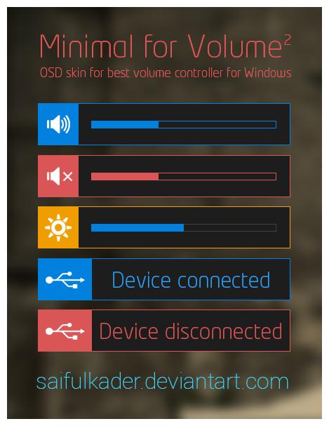 Minimal for Volume2 by saifulkader