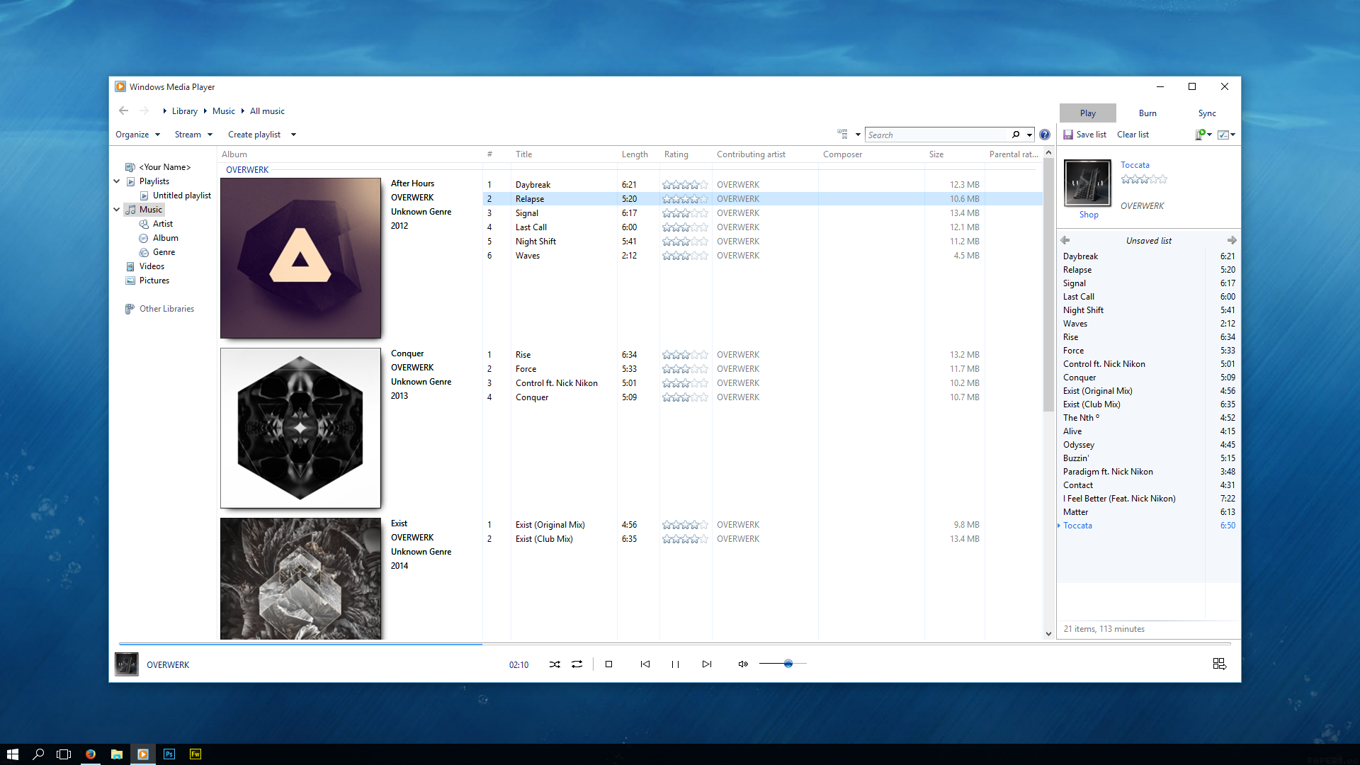 Windows Media Player For Windows 8.1 Free Download
