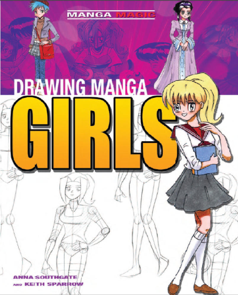 Drawing Manga Girls For Beginners By Kayanimeproductions