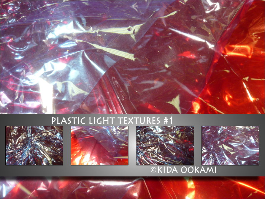 Texture - Plastic Light by Kida-Ookami