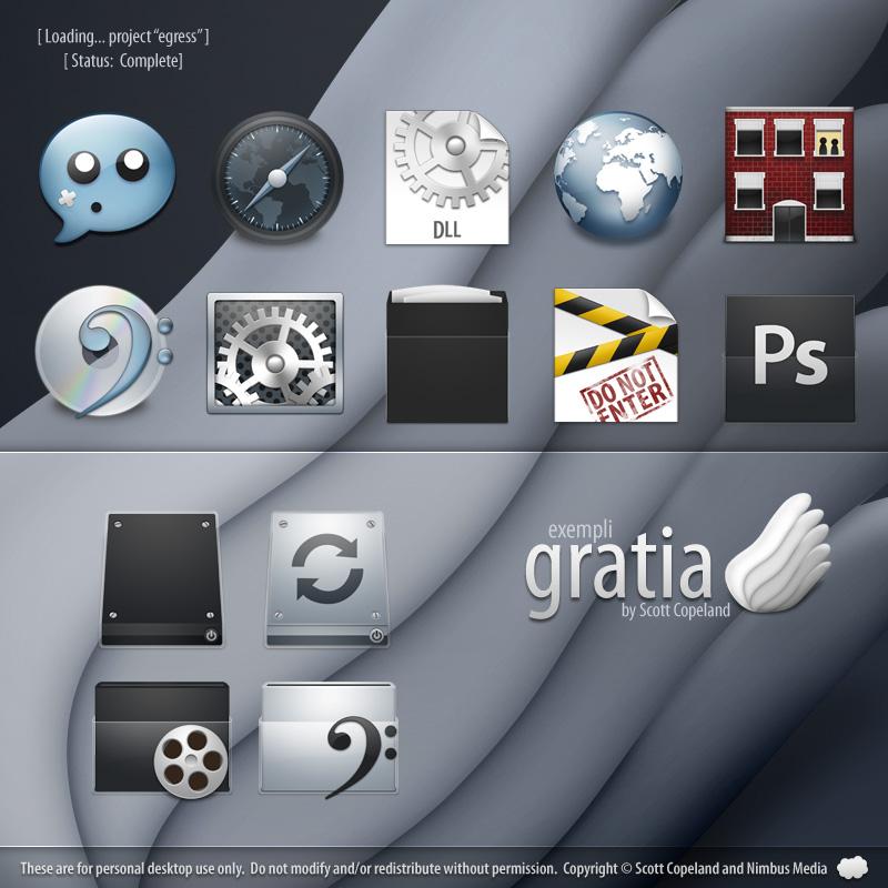 Exempli Gratia by apathae