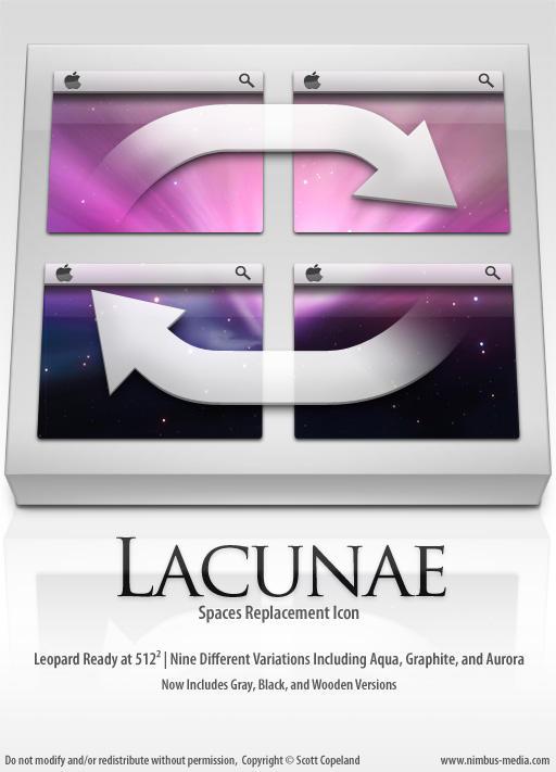 Lacunae by apathae