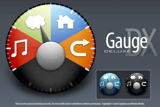 Gauge DX by apathae