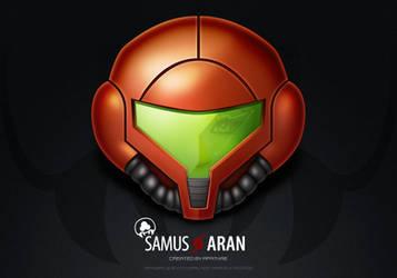 Samus Aran by apathae