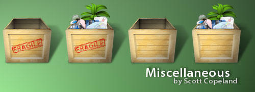 Miscellaneous by apathae