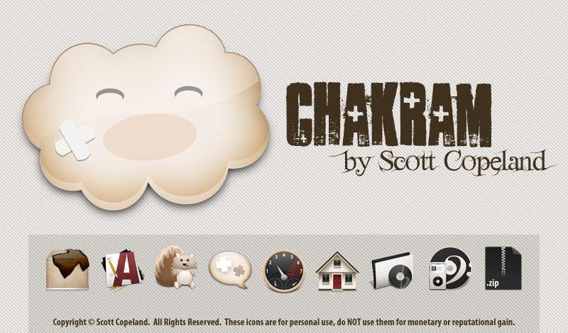 Chakram by apathae
