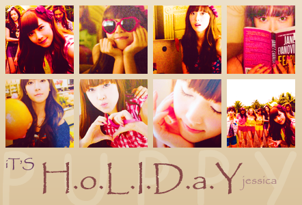 It's HOLIDAY - icons pack 3 - Jessica by jessica2204