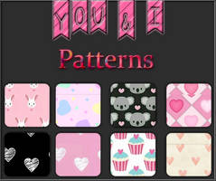 You AND I Patterns by GlassAndBrokenHearts