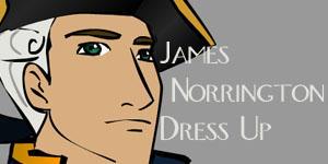 James Norrington Dress Up