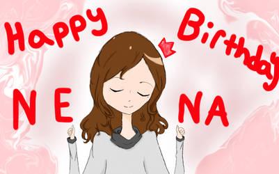 Happy birthday heyitssienna!