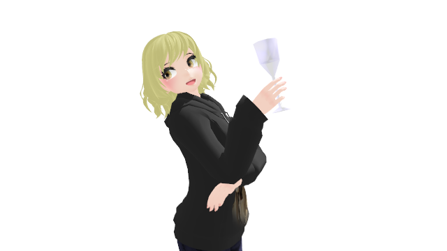 Wine Pose DL by AriaGrill