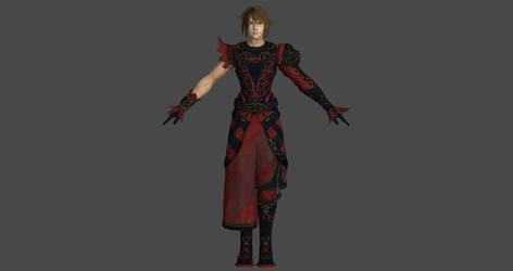 Final Fantasy XIII-2 - Noel - Battle Attire
