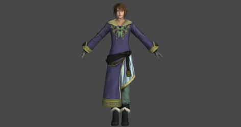 Final Fantasy XIII-2 - Noel - Black Mage