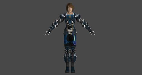 Final Fantasy XIII-2 - Noel - Space Time Guardian
