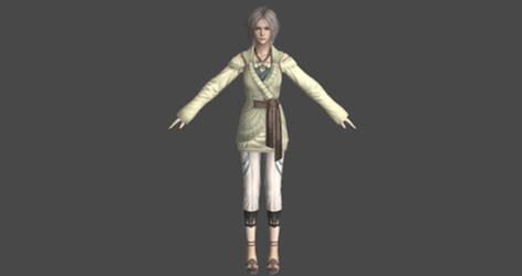 Final Fantasy XIII - Nora