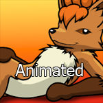 Animated Pin-Up Lusty Vulpix