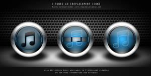 I-TUNES 10 STEEL