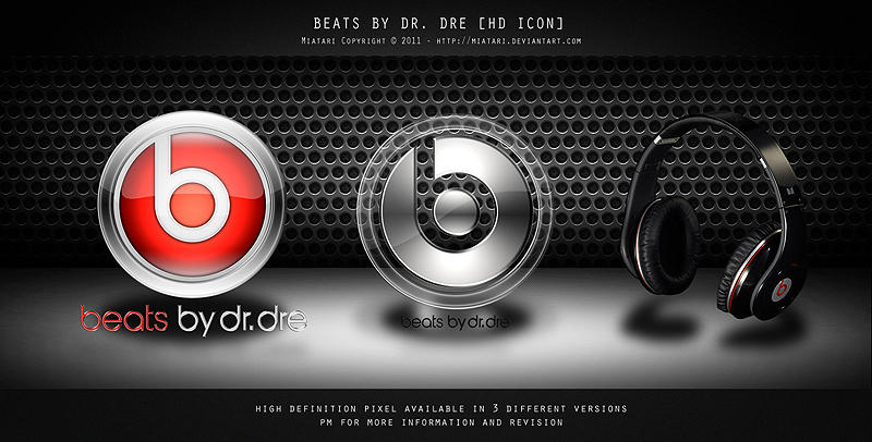 BEATS BY DR. DRE by MIATARI
