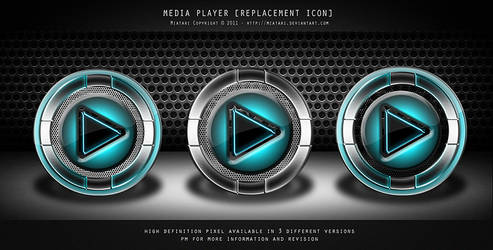 Windows Media Player by MIATARI