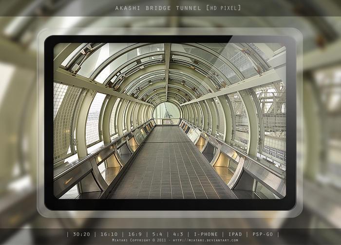 AKASHI BRIDGE TUNNEL by MIATARI