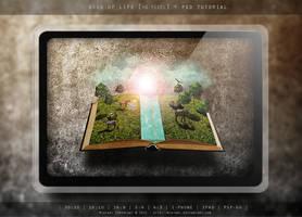 BOOK OF LIFE + PSD by MIATARI