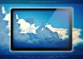 SKY IS BLUE by MIATARI