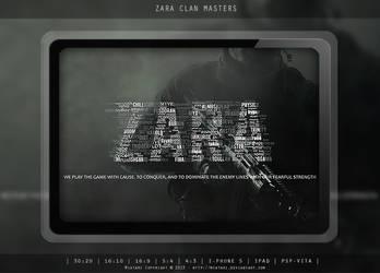 ZARA TYPOGRAPHY