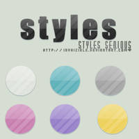 Styles serious