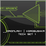 __orionlady-tech_set1 by korobushka