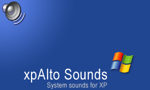xpAlto Sounds for Windows XP by graywz