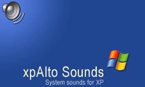 xpAlto Sounds for Windows XP by graywz