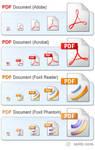 xpAlto PDF Filetype Icons