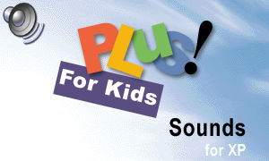 MS Plus for Kids Sounds for XP