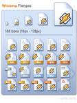 xpAlto Winamp Icons by graywz