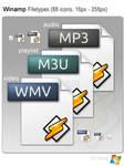 iG Winamp Icons