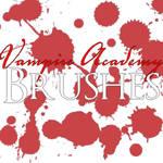 Vampire Academy Brushes