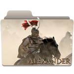 Alexander (2004) - Folder Icon (PNG and ICO)