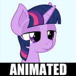 Twilight Sparkle Browses The Internet by ZuTheSkunk