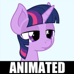 Twilight Sparkle Browses The Internet