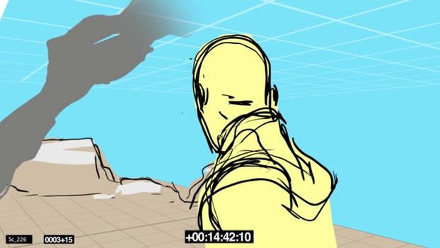 Legend Of Korra Book3 animatc