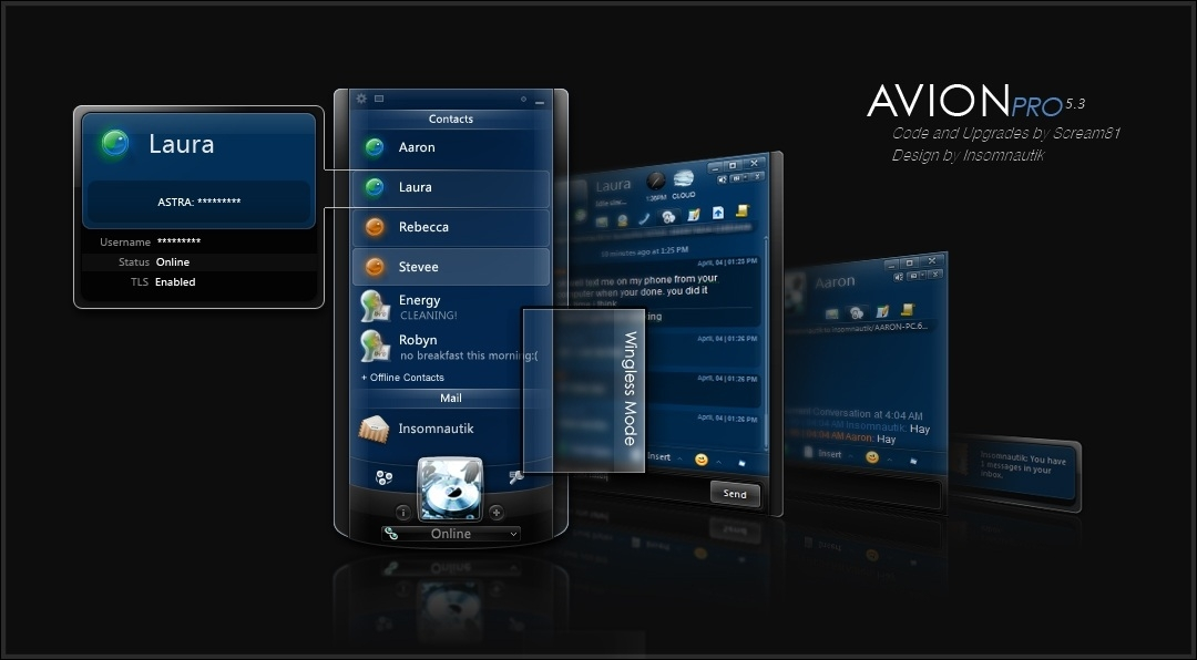 Avion Pro v 5.5 by Scream81