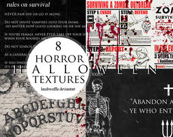 8 Halloween textures 1288 x 1000 by lambwaffle