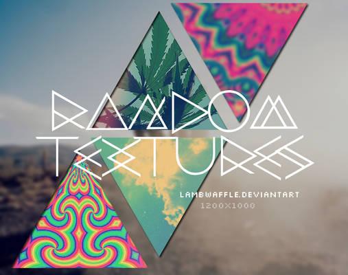 12 Random Textures