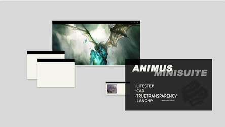 Animus Suite by KaLam1ty-AC