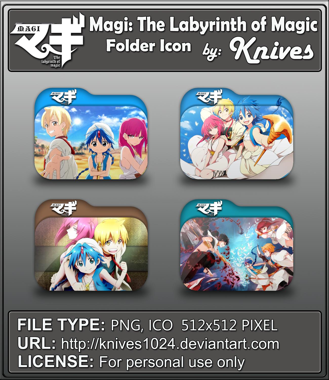 аниме иконки для windows 7:
