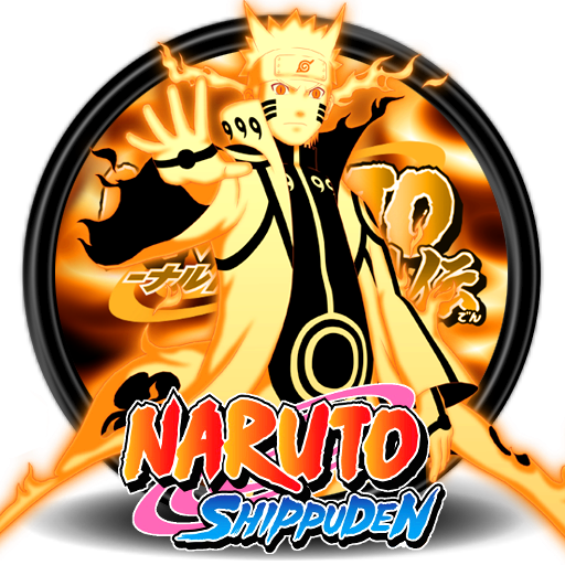 Naruto Circle Icon By Knives By Knives1024 On DeviantArt