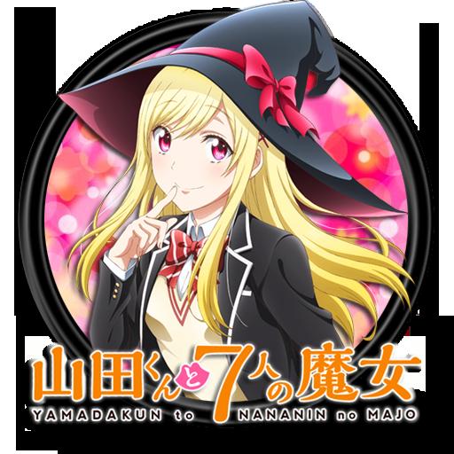 Yamada-kun To 7-nin No Majo Circle Icon By Knives By